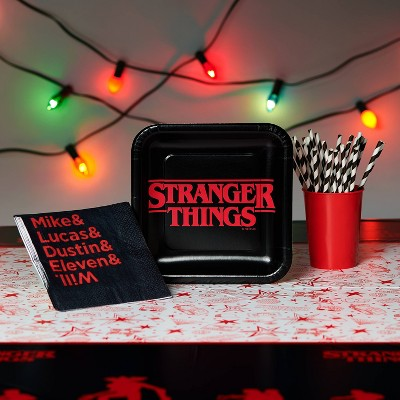 Stranger Things Decorations