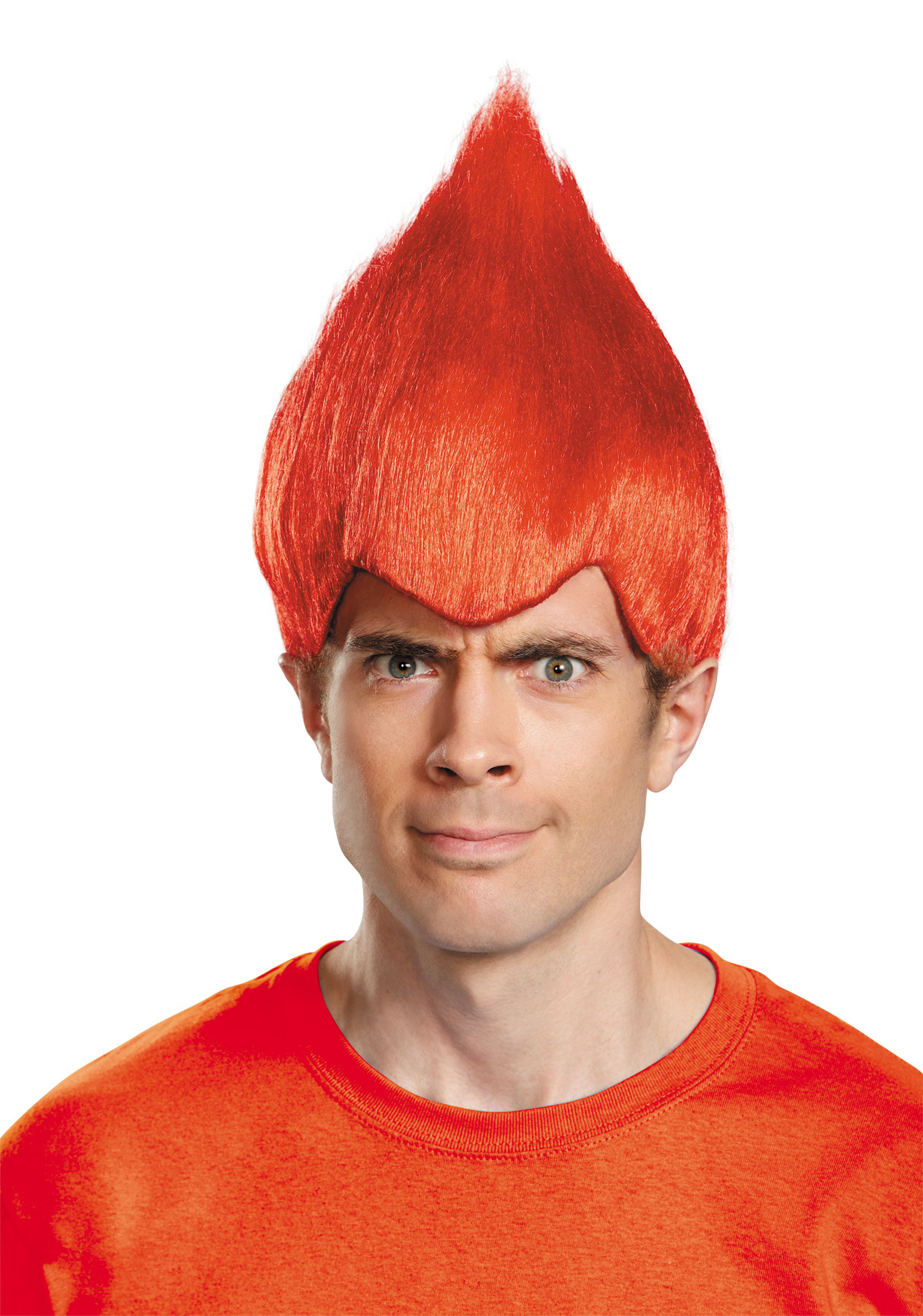 WACKY WIG RED ADULT
