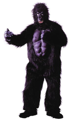 GORILLA W CHEST