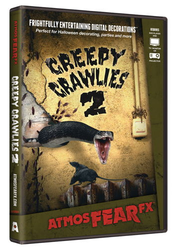 ATMOS FEAR FX CREEPY CRAWLIES 2
