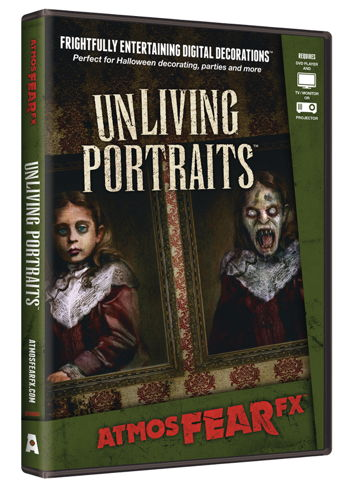 ATMOS FEAR FX UNLIVING PORTRAITS