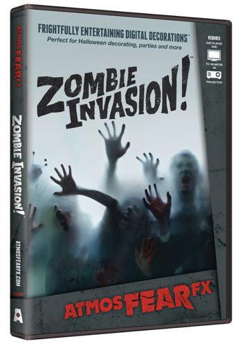 ATMOS FEAR FX ZOMBIE INVASION!