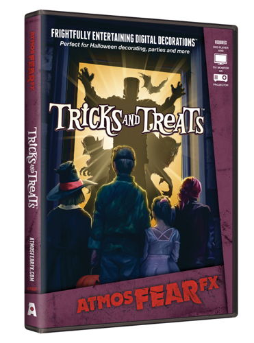 ATMOS FEAR FX TRICKS AND TREATS