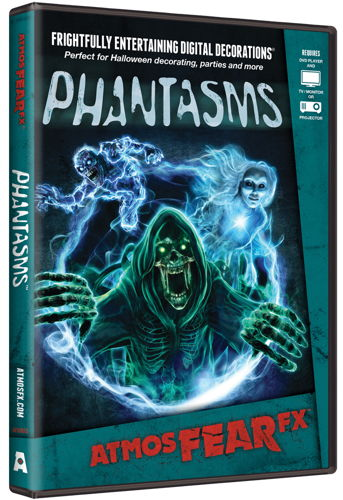 ATMOS FEAR FX PHANTASMS DECO DVD