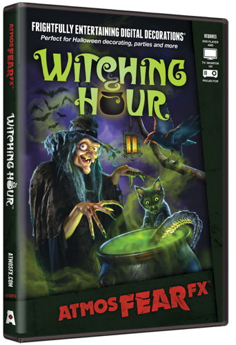 ATMOS FEAR FX WITCHING HOUR DVD