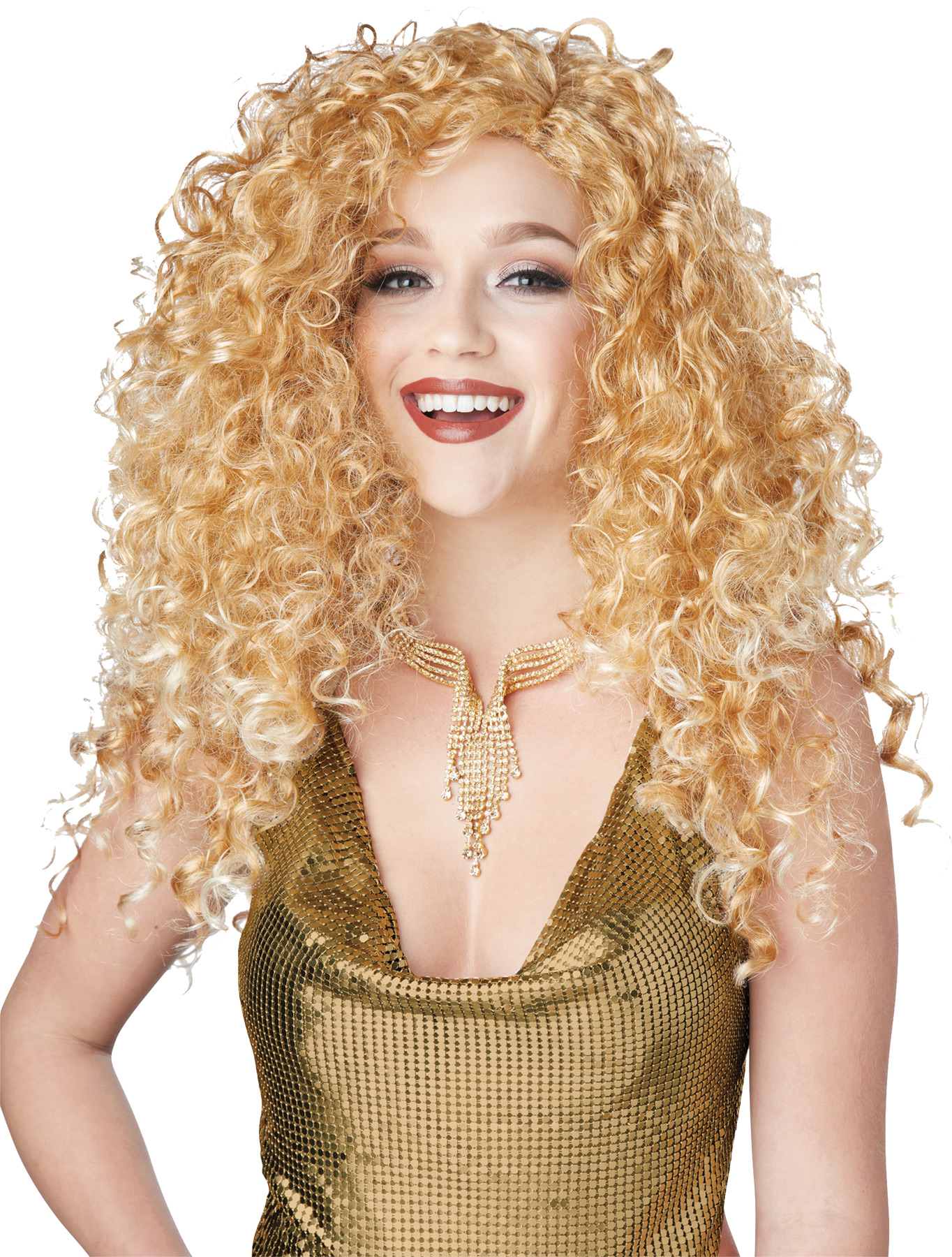 DISCO DIVA DO BLONDE WIG