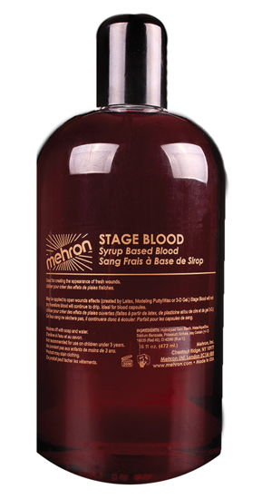 BLOOD STAGE 16 OZ