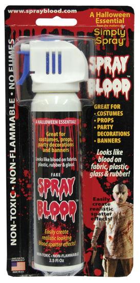BLOOD AEROSOL SPRAY ORMD