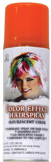 HAIRSPRAY FLUOR ORANGE ORMD