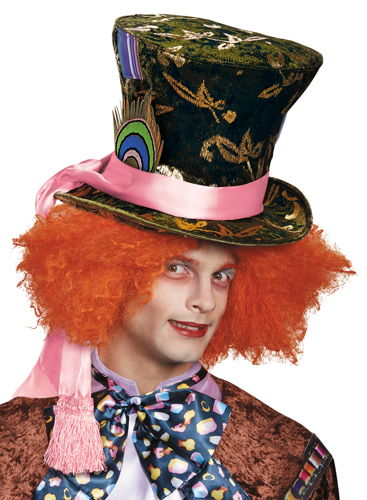 MAD HATTER PRESTIGE HAT ADULT