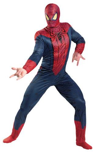 SPIDER-MAN MOVIE  ADULT 50-52