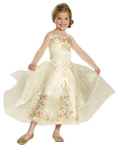 CINDERELLA WEDDING DRESS 3T-4T