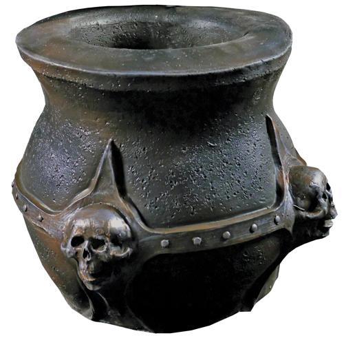 THE CAULDRON PROP
