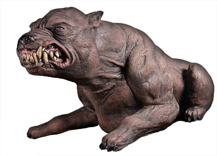 MAD DOG ANIMATED PROP