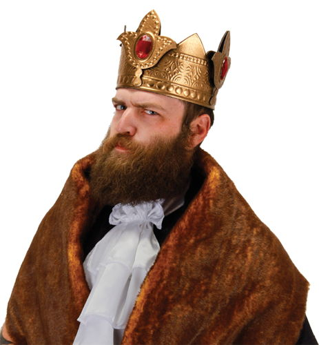 KING CROWN ADULT