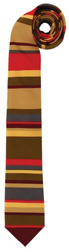 DOCTOR WHO 4TH DOCTOR NECKTIE