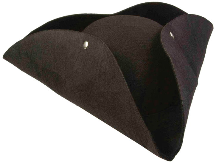 DELUXE PIRATE HAT ADULT