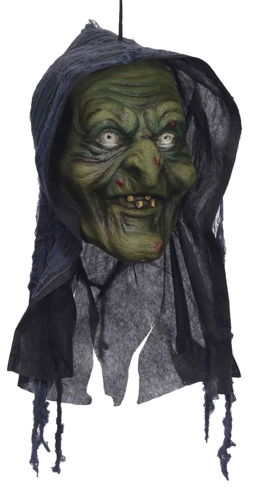 WITCH POLY FOAM HEAD