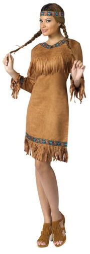 AMERICAN INDIAN WOMAN S/M