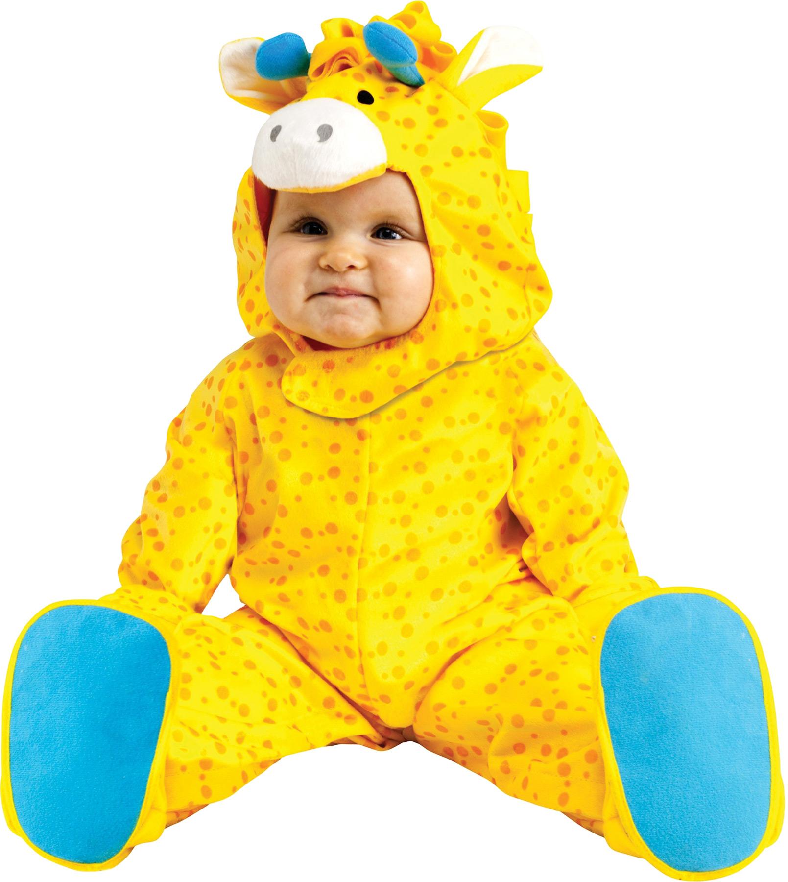 GIRAFFE INFANT 6-12 MO