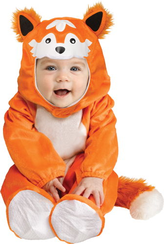 BABY FOX 12-24 MO