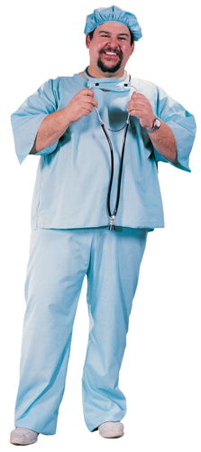 DOCTOR DOCTOR PLUS SIZE