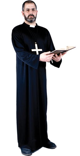 PRIEST PLUS SIZE
