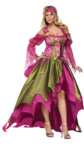 FAIRY QUEEN ADULT SMALL 4-6