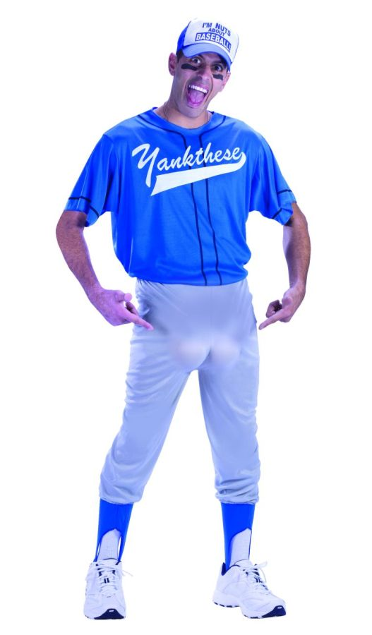 BASEBALL NUT PLUS SIZE