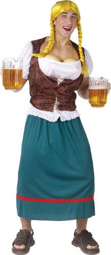 BEER GIRL MALE ADULT PLUS