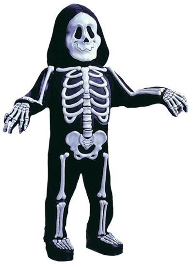 SKELEBONES TODDLER 4 To 6