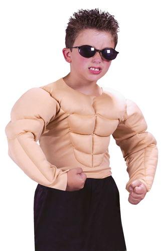 MUSCLE SHIRT CHILD LG 12-14