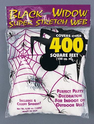 SPIDER WEB 120 GR WHITE