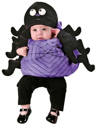 INFANT SPIDER VEST W HAT