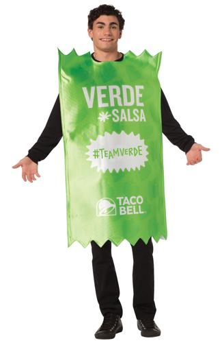 TACO BELL  PACKET VERDE TUNIC