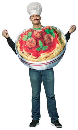 SPAGHETTI AND MEATBALLS GET RE