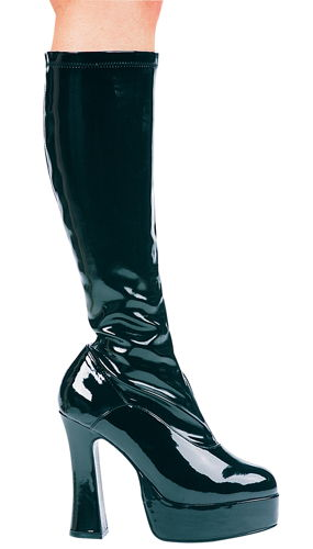 BOOT CHACHA BLACK SIZE 10