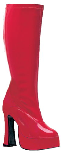 BOOT CHACHA RED SIZE 8