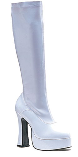BOOT CHACHA WHITE SIZE 8