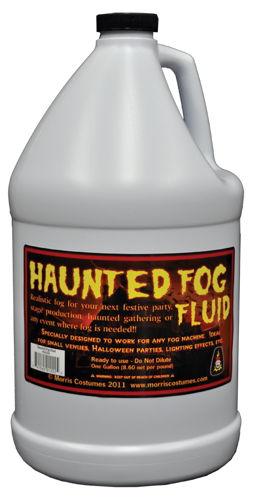 FOG FLUID HAUNTED GALLON