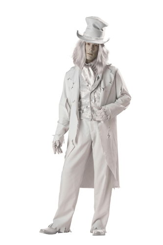 GHOSTLY GENT ADULT LARGE