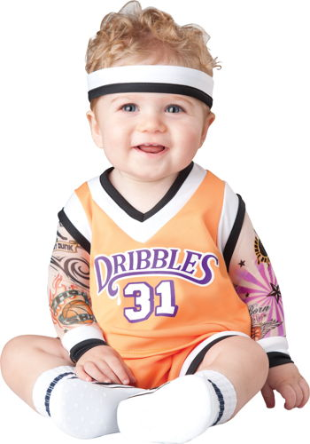 DOUBLE DRIBBLE TODDLER 12-18