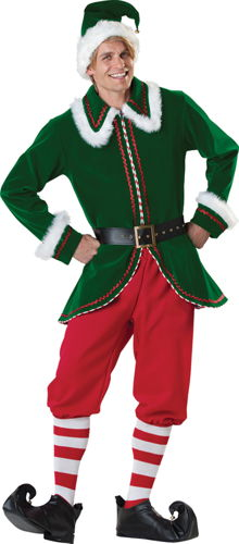SANTA'S ELF ADULT XL (46-48)