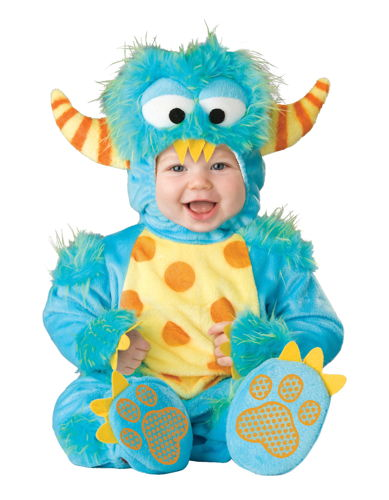 LIL' MONSTER TODDLER 6-12 MOS
