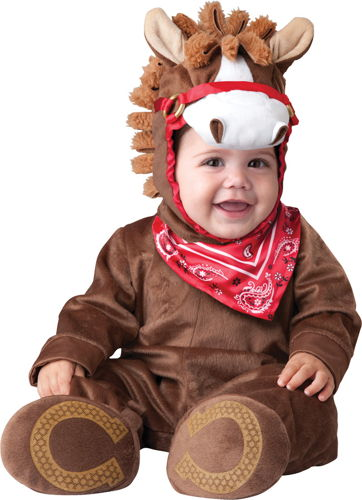 PLAYFUL PONY TODDLER 18-2T
