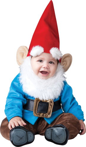 LIL GARDEN GNOME TODDLER 12-18