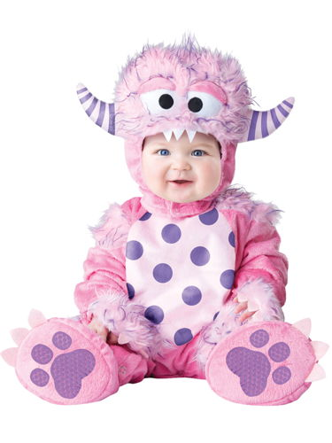 LIL PINK MONSTER 12-18M