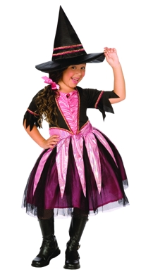 SPARKLE WITCH CHILD LARGE