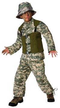 DELTA FORCE CHILD 12-14