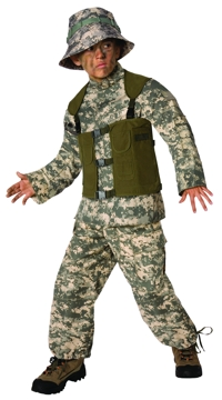 DELTA FORCE CHILD 8-10